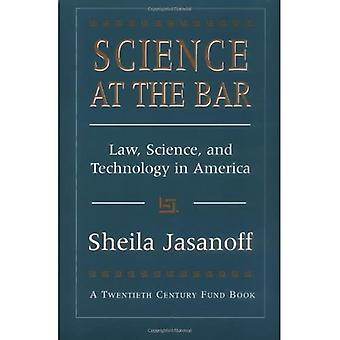 Science at the Bar: Science and Technology in American Law (Twentieth Century Fund Book)