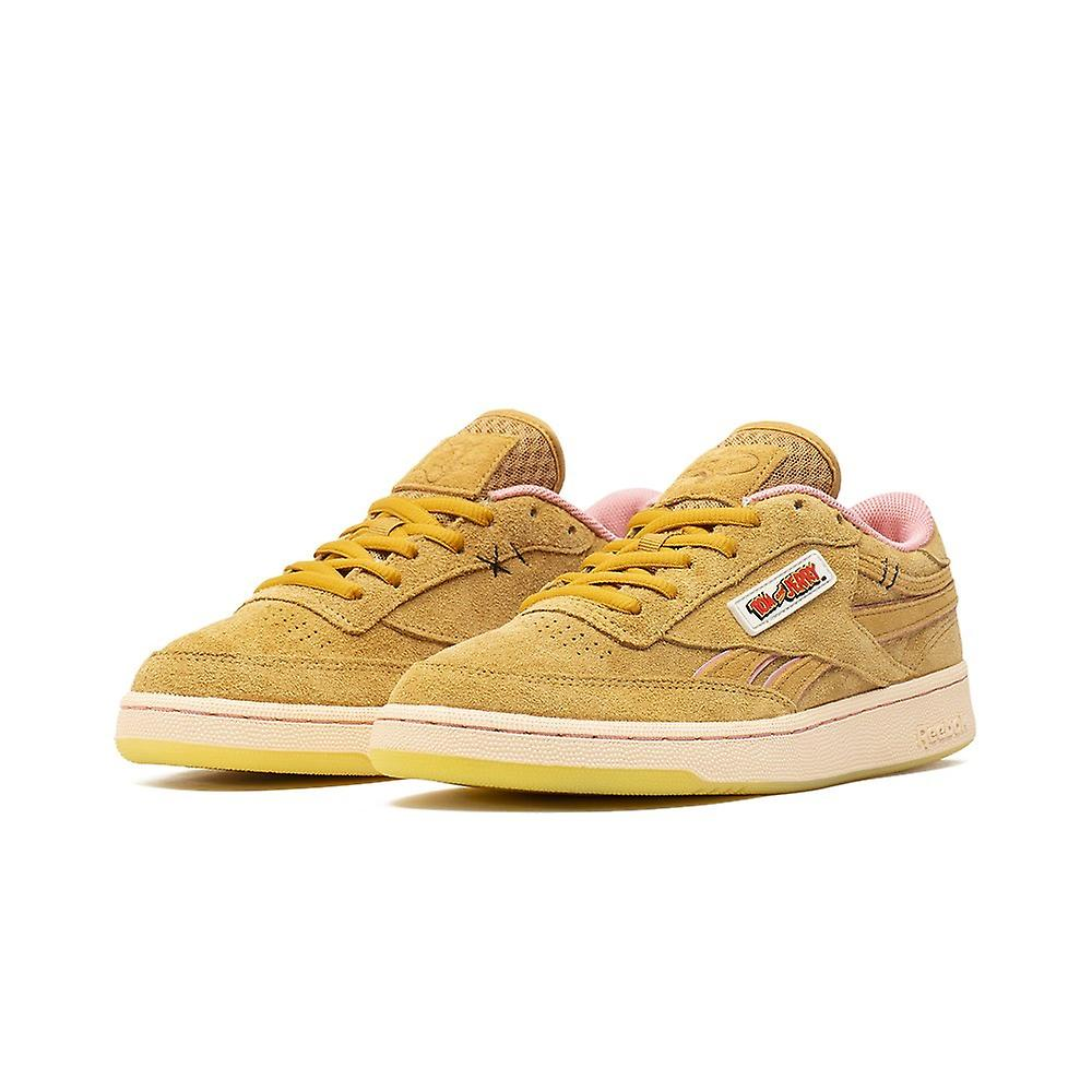 Reebok X Tom And Jerry Club C Revenge FW4632 universal all year women shoes