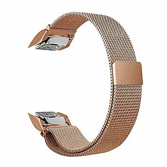 Samsung Gear Fit 2 Armband - Milanese Schleife