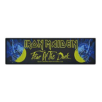 Iron Maidenin pelko pimeässä Superstrip Patch