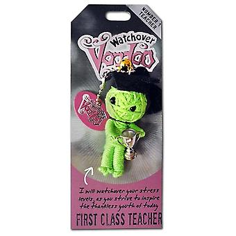 Watchover Voodoo Dolls First Class Teacher Voodoo Keyring