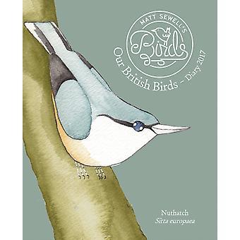 MATT SEWELLS BIRDS DLX D by CASED