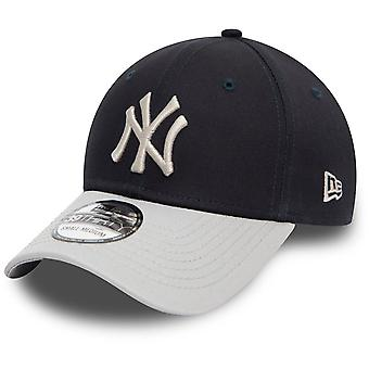 New era 39Thirty Flexfit Cap - New York Yankees navy