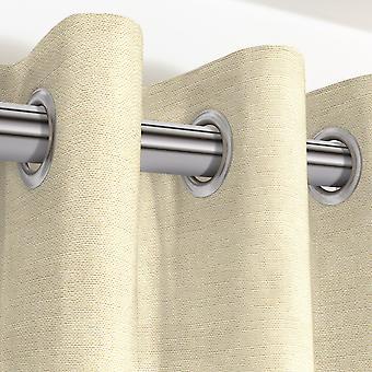 Mcalister textiles savannah cream gold curtains
