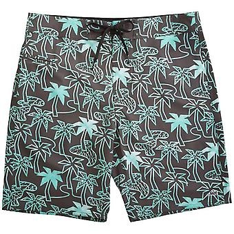 Lost session boardshort mint lost beach