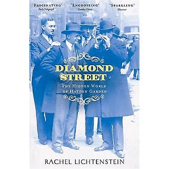 Diamond Street by Lichtenstein & Rachel