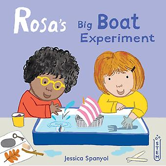 Rosas Big Boat Experiment by Jessica Spanyol