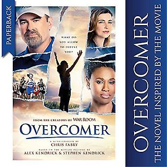Overcomer by Chris Fabry - 9781496438621 Book