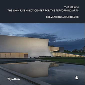 The Reach - The John F. Kennedy Center for the Performing Arts by Stev