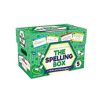The Spelling Box 5 - Skills and Strategies by Prim-Ed Publishing - 978