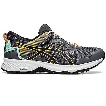 Asics Gel-Sonoma 5 G-TX Womens Ladies Trail Running Trainer Shoe Black