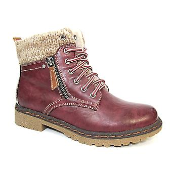 Lunar Benson Lace Up Enkel Boot
