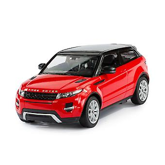 Licensed RC 1:14 Range Rover Evoque Remote Control Car Toy Red