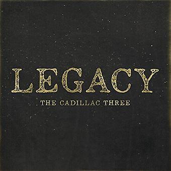 Cadillac Three - Legacy [CD] USA import