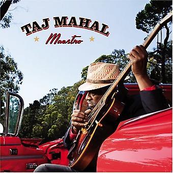 Taj Mahal - Maestro: Celebrating [CD] USA import