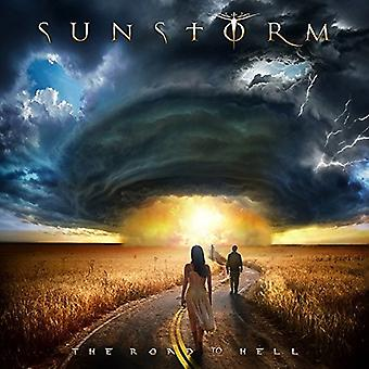 Sunstorm - Road to Hell [CD] USA import