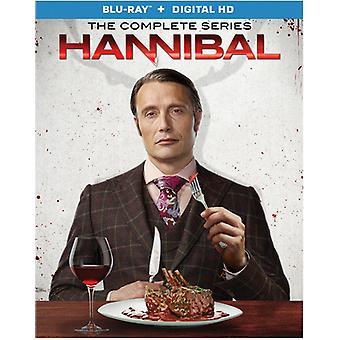Hannibal: Complete Season 1-3 Bundle [Blu-ray] USA tuoda