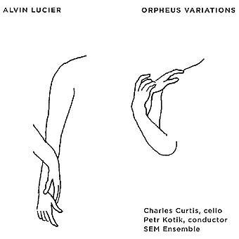 Orpheus Variations [CD] USA import