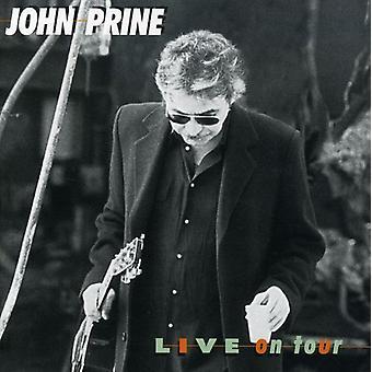 John Prine - Live on Tour [CD] USA import