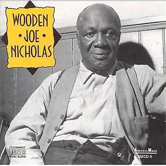 Wooden Joe Nicholas - Wooden Joe Nicholas [CD] USA import