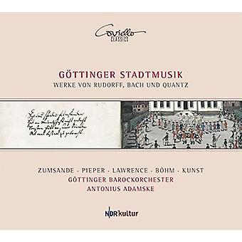 Gottinger Stadtmusik [CD] USA import