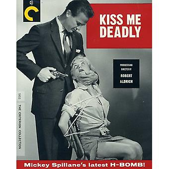 Kiss Me Deadly [BLU-RAY] USA tuonti