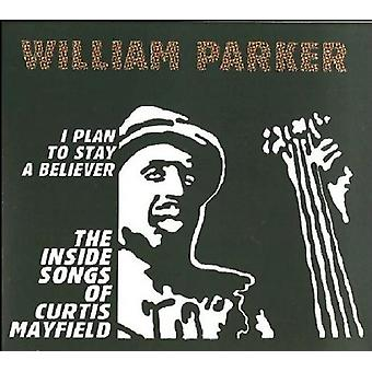 William Parker - I Plan to Stay a Believer: T [CD] USA import