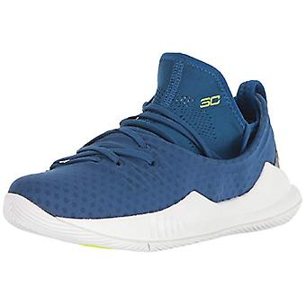 Under Armour Kids' Pre School Curry 5 Basketball Shoe