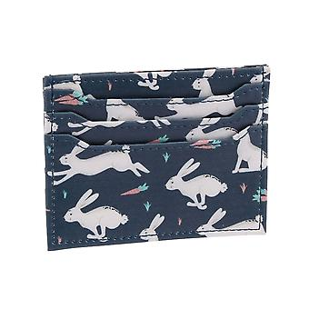 Wild Thoughts Rabbit Card Holder