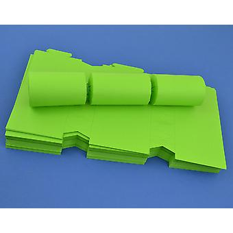 100 Limão Verde Make & Fill Your Own DIY ReyClable Christmas Cracker Boards