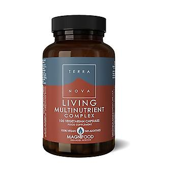 Multinutriente Vivo (Living) 100 capsules