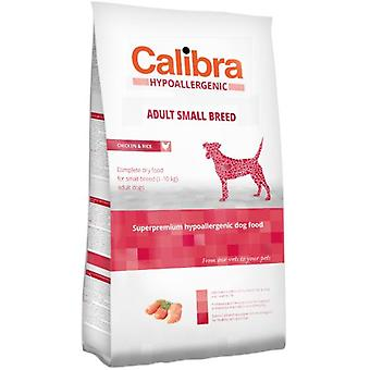 Calibra og Adult Small Breed / Chicken & Rice. (Dogs , Dog Food , Dry Food)