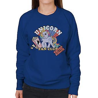 My Little Pony Unicorn Fan Club Donne's Sweatshirt