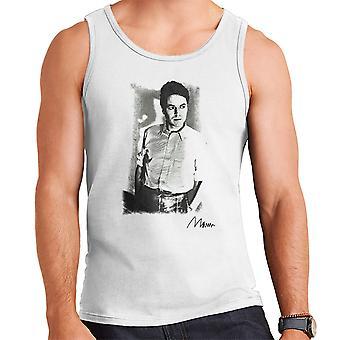 Robert Palmer Photo Men's Vest