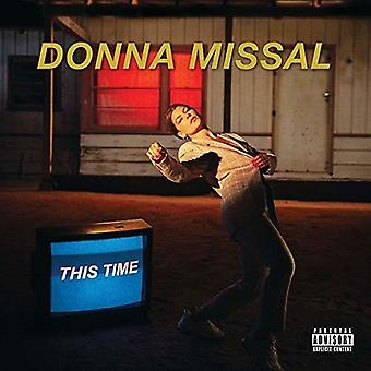 Donna Missal - This Time [CD] USA import
