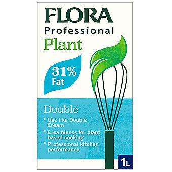Flora Professional Plant Vegan Double Cream