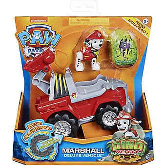 Paw Patrol Marshall Dino Rescue Deluxe Vehicle