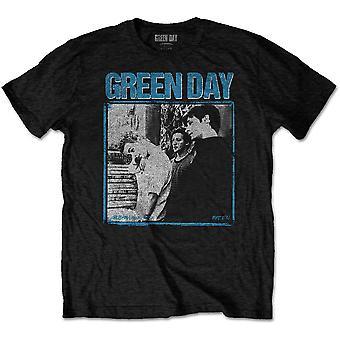 Grønn dag Foto blokk Offisiell Tee T-skjorte Unisex