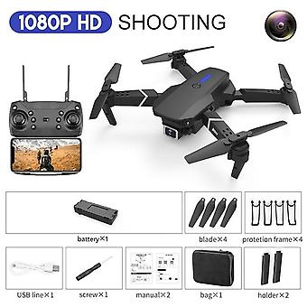 E525 Drone 4k Professional Rc Drone - Quadcopter Foldable