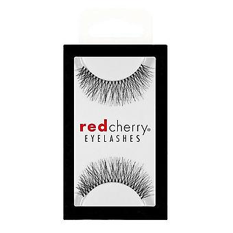 Red Cherry False Wimpers - #747M Birmingham - Perfect Curl Handgemaakte Wimpers