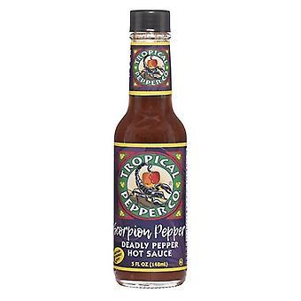 Τροπική πιπεριά ΣιαΤο Σκορπιός Πιπέρι Καυτερή Σάλτσα