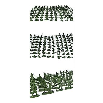 3.5cm 12 Styles Soldier, Model Military Toy Set
