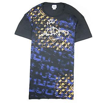 Vivienne Westwood Oversized Broken Logo T Shirt Zwart