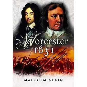 The Battle of Worcester 1651 (Battleground Britain)