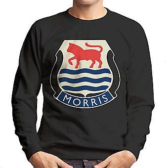 Morris Logo British Motor Heritage Men's Sweatshirt