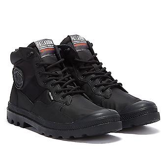 Palladium Sportcuff Urban WP+ Mens Black Boots