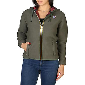 K-way - k005580 - women's regular fitzip fastening jacket