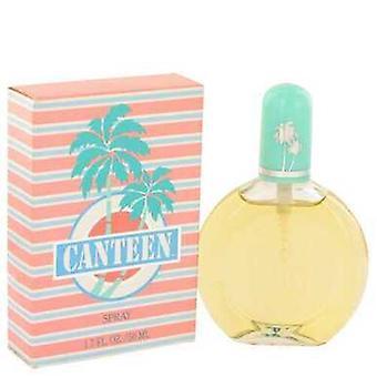 Canteen By Canteen Eau De Cologne Spray 1.7 Oz (women) V728-514980