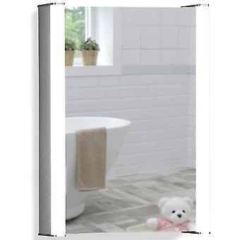 LED Bathroom Mirror Cabinet 70(H) x 50cm(W) x 16cm(D) C11