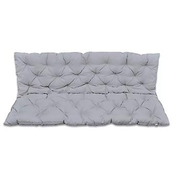 Almohada gris para silla oscilante 150 cm